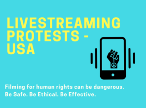 LibraryImage_Livestreaming Protests